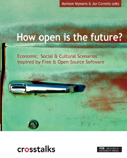 Book cover : How open is the future